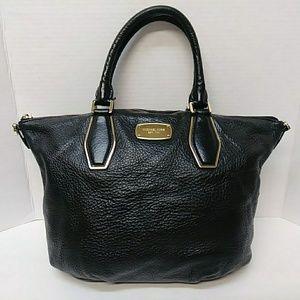 Authentic Michael Kors leather purse